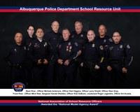APD's Community Engagement Unit receives National Recognition