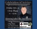 Celebration of Service for Fallen APD Hero