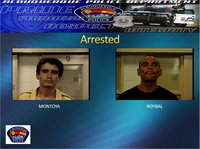 City Owned Vehicle Burglarized and Stolen in Same Night, 2 Arrested