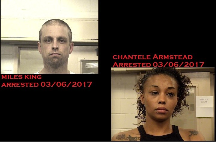 Duo Arrested in Drug Trafficking Investigation — City of Albuquerque