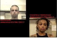 Duo Arrested in Drug Trafficking Investigation