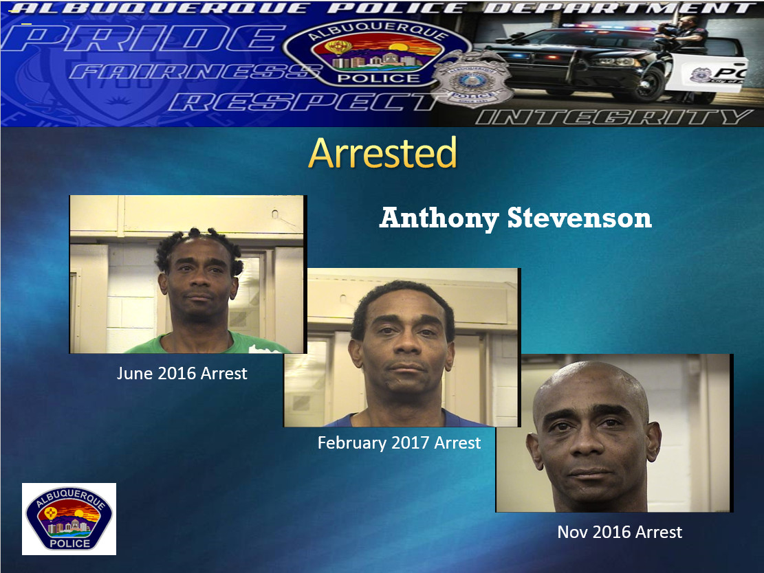 Familiar Drug Dealer Arrested — City of Albuquerque