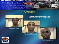Familiar Drug Dealer Arrested