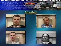 Four Drug Dealers Arrested in Southeast Albuquerque