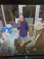 Help Identify Man Wanted for Shooting at Gas Station Clerk