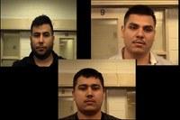 Homicide Offenders Arrests by SWAT