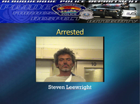 Machete Wielding Suspect Arrested
