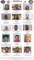 Metro 15 Offender Gerald Marquez Arrested