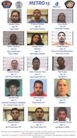 Metro 15 Offender Santana Downey Arrested
