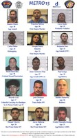 Offender Arrested After Added to Metro 15 List