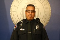 Reserve Officer Renders Critical Help to Year-Old Girl