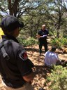 Team Effort Helps Save Injured Hiker