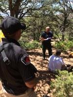 Team Effort Helps Save Injured Hiker