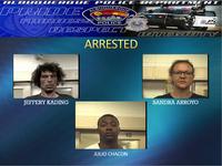 Drug Dealer Arrested, Two Others Arrested at Local Park