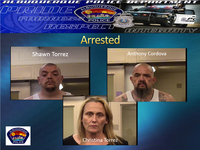 Three Suspects Arrested In Connection to Fraud Ring