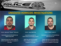 Three Unsolved Cases Police Need Your Help Solving
