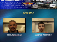 Two Arrested, Caught Selling Stolen Vehicles