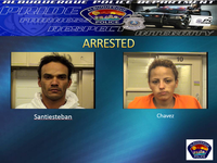 Two Arrested in Homicide Victims Stolen Car, Admits to 3 Homicides