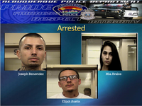 Two Drug Dealers Arrested, Another Awaiting Indictment