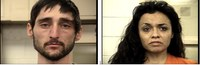 Two Wanted Suspects Caught in Amarillo, TX