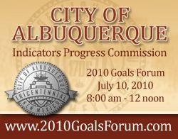 Participate in a unique event - a discussion about Albuquerque's future!
