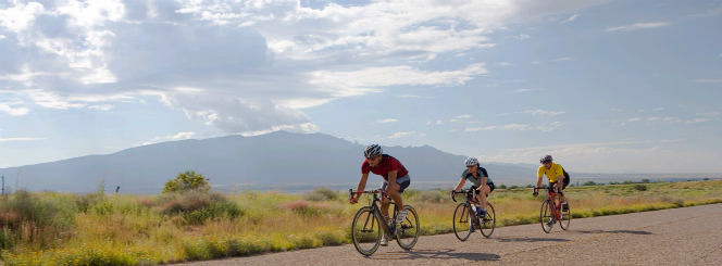 Albuquerque's bicycle infrastructure is growing.