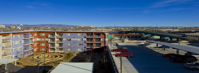 Albuquerque has 138 registered LEED buildings.