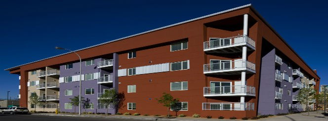Albuquerque has 138 registered LEED buildings.