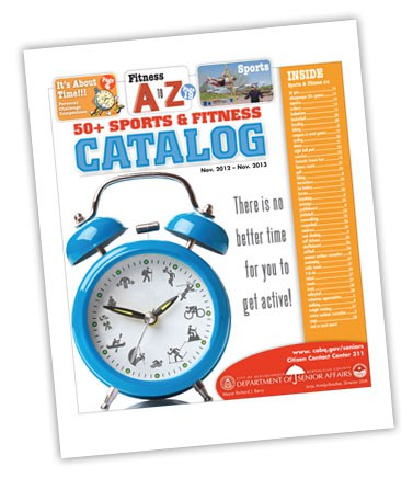 50 Plus Sports and Fitness Catalog 11-2012 - 11-2013