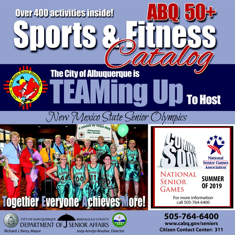 50 Plus Sports and Fitness Catalog 12-2016 - 12-2017 Cover