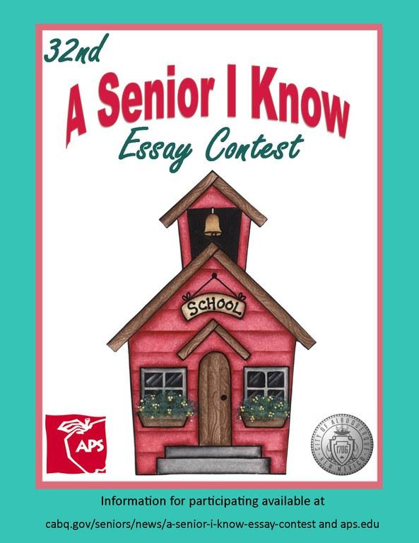A Senior I Know Cover Art 2013