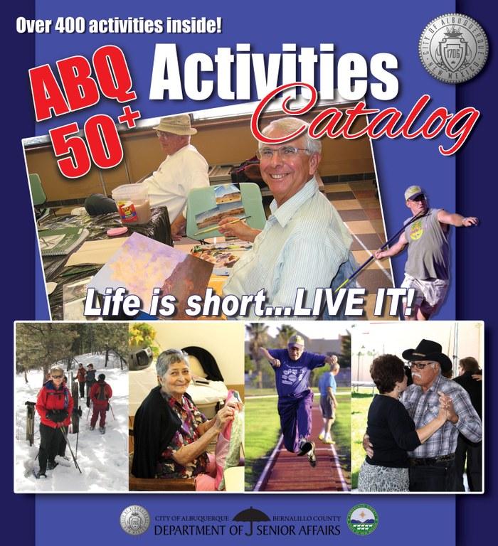 50-Plus Activities Catalog Jan-Jun 2014 Cover