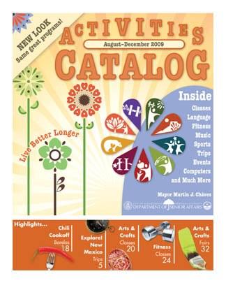 Activities Catalog Cover Aug-Dec 2009