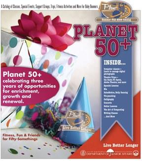 Planet 50 Plus Catalog Summer-Fall 2009