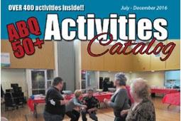 50 Plus Activities Catalog Jul-Dec '16 Thumbnail