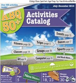 ABQ 50-Plus Activities Catalog: July - December 2010