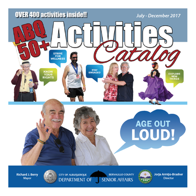 Activities Catalog Cover