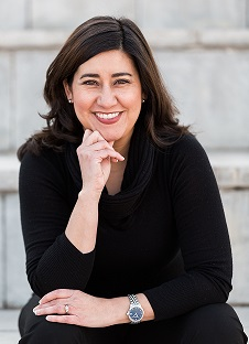 Director of Senior Affairs Anna Sanchez