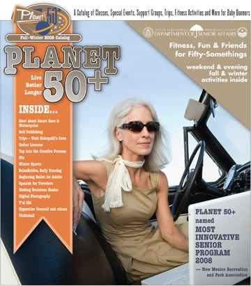Planet 50+ Catalog