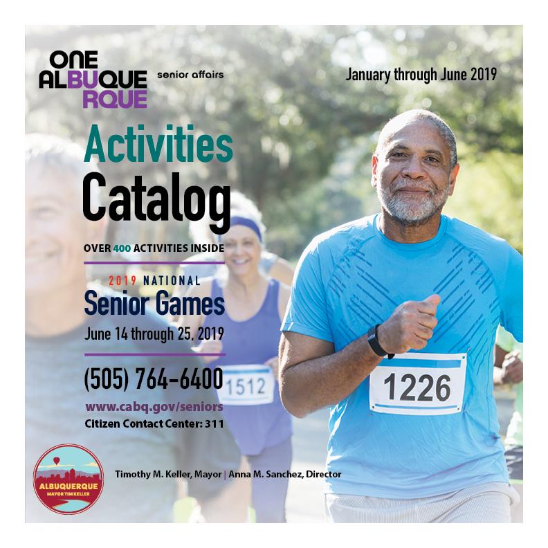 2019 DSA Activities Catalog