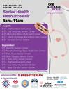 2021 Senior Health Resource Fair