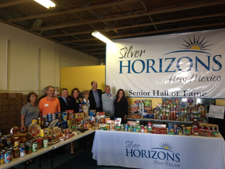 Silver Horizons STOP Senior Hunger