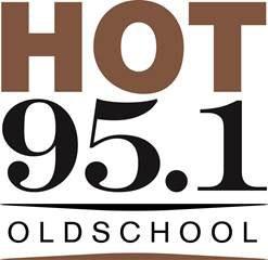 Hot 95.1 Sponsorship Logo