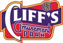 Cliff's Amusement Park Logo