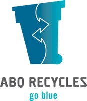 An image of the ABQ Recycles Logo.