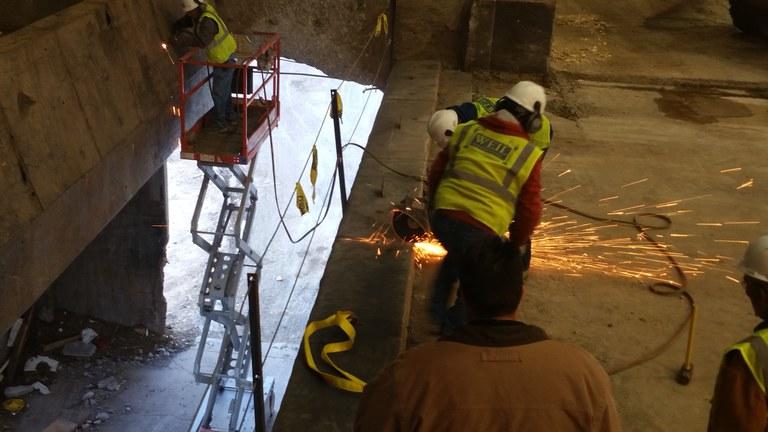 Eagle Rock Convenience Center Construction - II