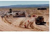 An image of the Cerro Grande Landfill.