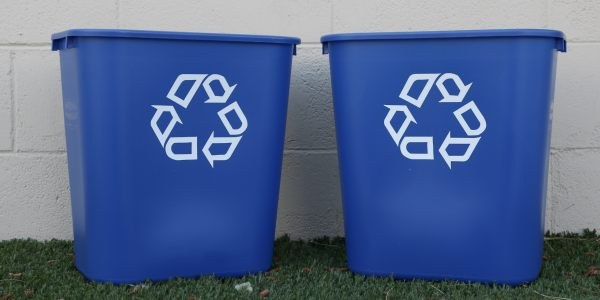 Small Reycling Bins
