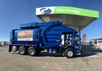 City of Albuquerque Announces Arrival of New Trash Collection Vehicles Powered by Alternative Fuel