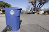 Trash, Recycling, and Large Items will be Collected on Labor Day